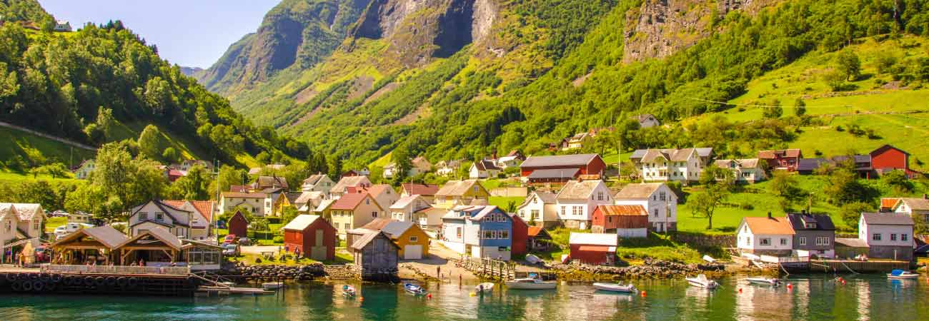 A Safari Into the Fjords of Norway