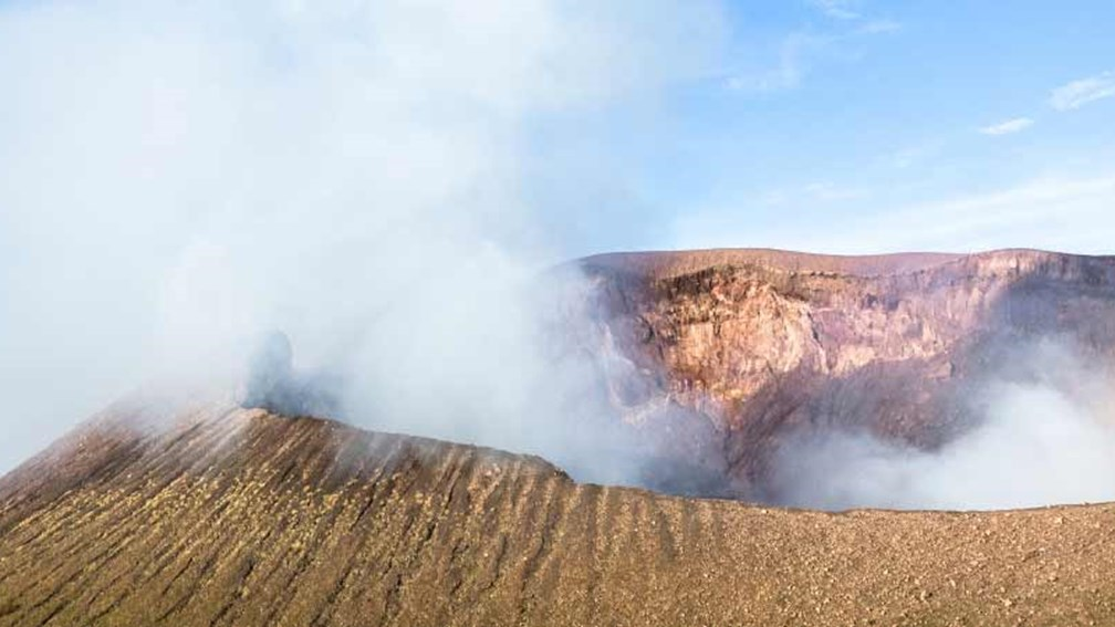 Clients visiting Nicaragua can see the Mombacho and Masaya volcanoes. // © 2016 iStock 2
