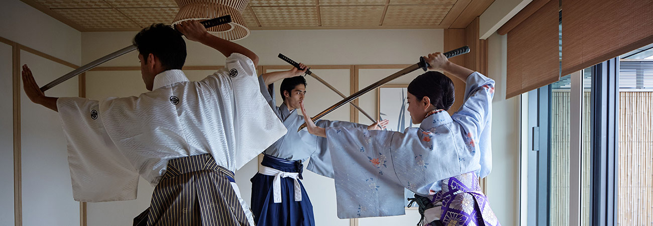 What to Do in Kyoto: Samurai Lessons