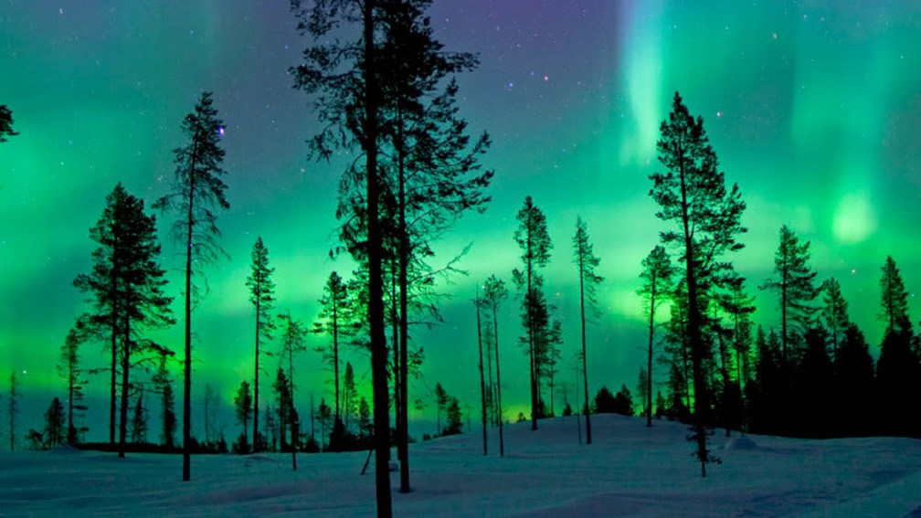 Clients will search for the Northern Lights near the Arctic Circle. // © 2016 iStock 2