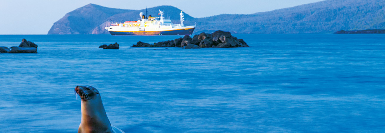 Cruising the Galapagos Islands With Lindblad Expeditions