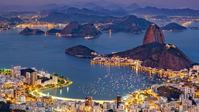 All eyes were on Brazil during the 2016 Summer Olympics, which were held in Rio de Janeiro. // © 2017 iStock 2