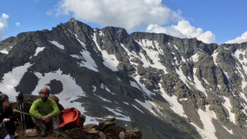 Climbing Wilson Peak, a Colorado Fourteener