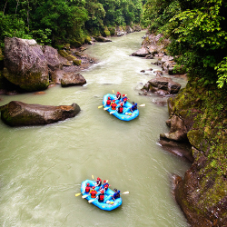 Explore the wilds of Costa Rica.