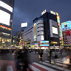While in Japan, observe your surroundings and show respect. // © 2015 Thinkstock