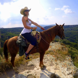 <p>Horseback riding is an easy addition to luxury itineraries. // © 2015 Travel Leaders</p><p>Feature image (above): The adventure travel and...