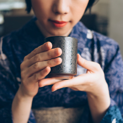 <p>Guests follow strict tea-drinking etiquette. // © 2015 iStock</p><p>Feature image (above): Matcha is bittersweet, powdered green tea. // © 2015...
