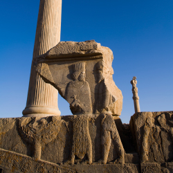 <p>Persepolis is one of the most important archaeological sights in Iran. // © 2015 iStock</p><p>Feature image (above): Isfahan, Iran, at sundown // ©...