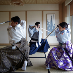 <p>The Ritz-Carlton Kyoto offers 19 guest experiences, including a samurai sword and etiquette lesson. // © 2016 The Ritz-Carlton, Kyoto</p><p>Feature...