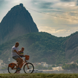 <p>Pairing cycling with other activities is a great way to explore Brazil. // © 2017 iStock</p><p>Feature image (above): All eyes were on Brazil...