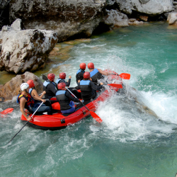 <p>Clients can experience Class III rapids along the Tampaon River. // © 2017 Getty Images</p><p>Feature image (above): Visit the gardens designed by...
