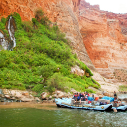 <p>Kids 12 and over may take part in this physically demanding tour with Western River Expeditions. // © 2017 Western River Expeditions</p><p>Feature...