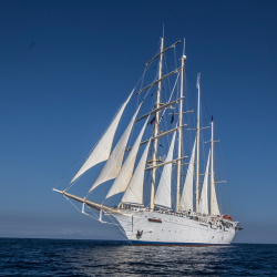 <p>Star Clippers introduced Indonesia itineraries this year and will continue the cruises next year. // © 2017 Mindy Poder</p><p>Feature image...