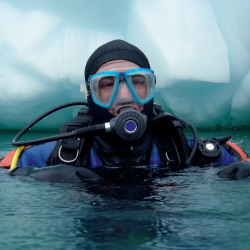 <p>See Hokkaido's underwater life from beneath drift ice. // © 2017 Getty Images</p><p>Feature image (above): View the drift ice from shore or an...