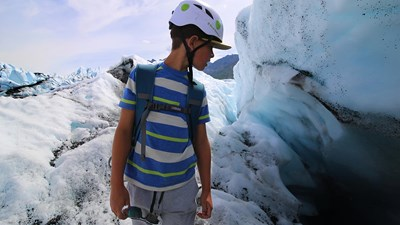 Review: Matanuska Glacier Walk With Salmon Berry