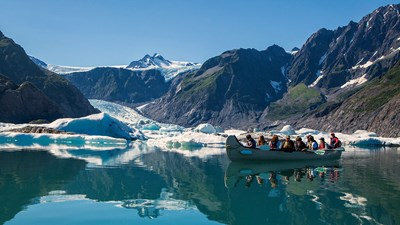 Hotel Review: Kenai Fjords Glacier Lodge