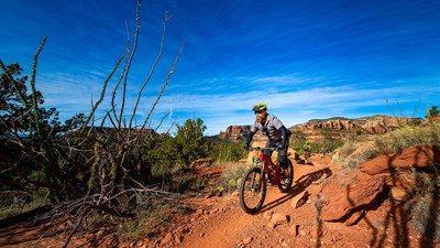 The Best Way to Discover Sedona, Arizona, Is by Mountain Bike