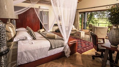 Hotel Review: Becks Safari Lodge in South Africa