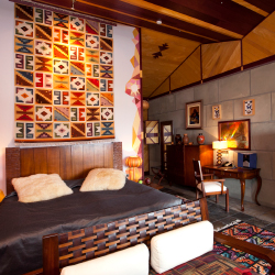 <p>Hotel Ranga's suites follow the theme of a continent, such as South America. // © 2017 Hotel Ranga</p><p>Feature image (above): The property is...