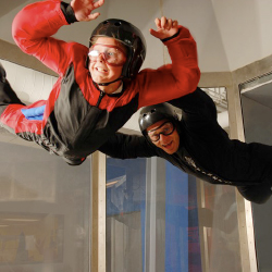 iFly is a safe, fun activity for kids and adults alike. // © 2014 iFly Utah