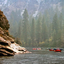 Idaho has several whitewater events for the summer season. // © 2013 Visit Idaho