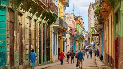 Fam: A Week in Cuba With Caribbean Holidays