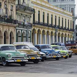 Visit Old Havana on this People-to-People tour of Cuba. // © 2016 istock