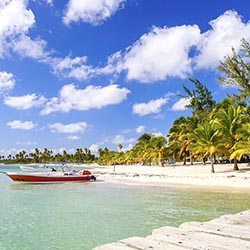 Agents will tour various destinations within the Lower Caribbean, including the Dominican Republic. // © 2016 iStock