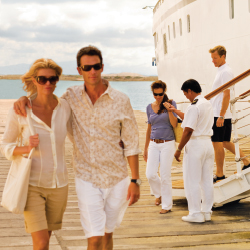 <p>Some agents think a luxury line, such as Seabourn Cruise Line, would be ideal in Cuba. // © 2015 Seabourn Cruise Line</p><p>Feature image (above):...