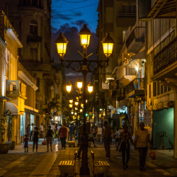 <p>The Colonial Zone in Santo Domingo, Dominican Republic, is home to the city's major tourist attractions and best restaurants. // © 2016...