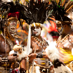 <p>The St. John Festival offers visitors a range of activities. // © 2016 iStock</p><p>Feature image (above): St. Croix has several centennial events...