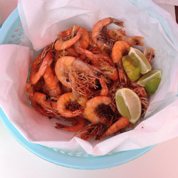 <p>Zeerover's is considered the quintessential Aruba dining spot. // © 2014 Nila Do Simon</p><p>Feature image (above): Situated on a pier, Pinchos...