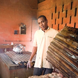 <p>Venture outside the all-inclusive hotels for authentic jerk cooking in Jamaica. // © 2016 Jamaica Tourist Board</p><p>Feature image (above): Jerk...