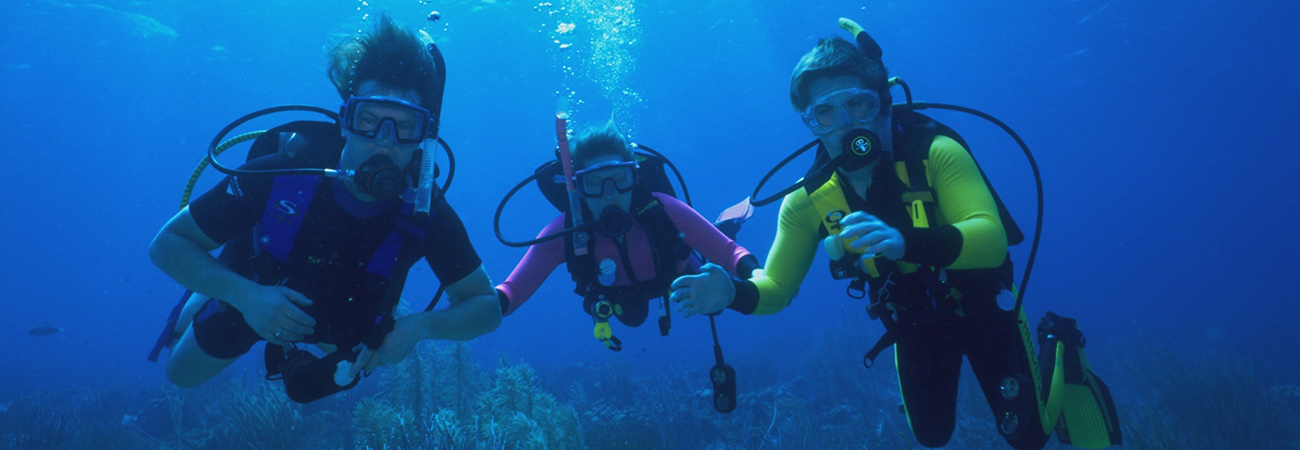 Bonaire Welcomes Teen Conservationists