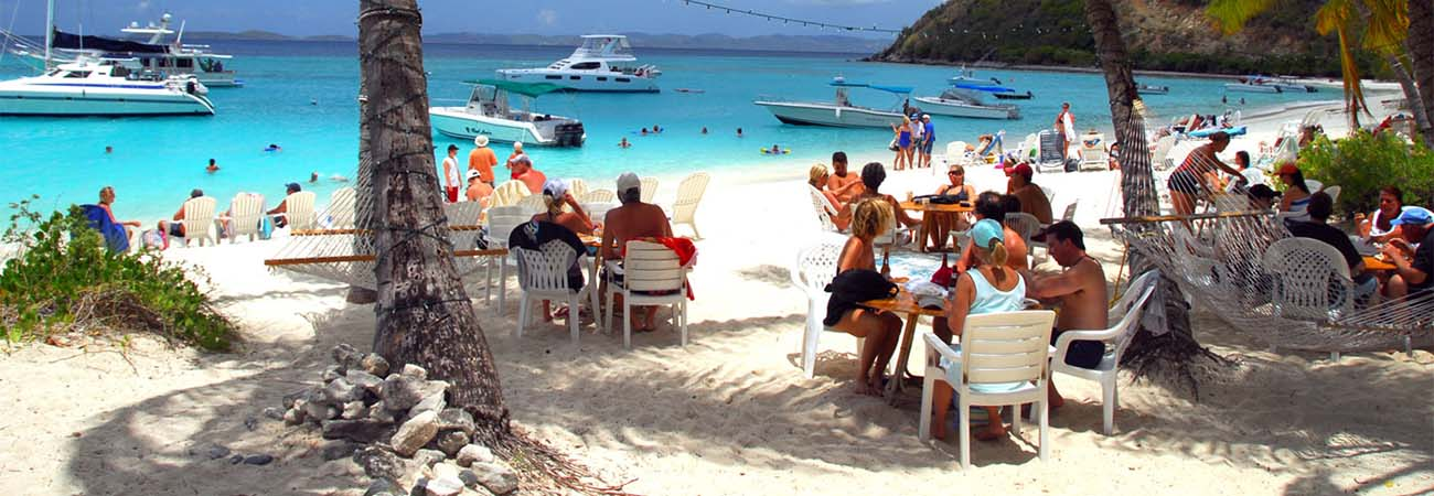 6 of the Best Caribbean Beach Bars