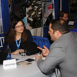 <p>Attendees discuss business at Caribbean Travel Marketplace. // © 2017 Caribbean Hotel & Tourism Association</p><p>Feature image (above):...