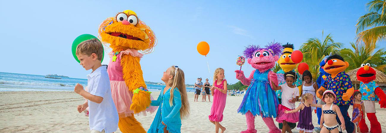 3 Caribbean Hotel Brands That Bring Children's Characters to Life