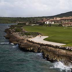 <p>Santa Barbara Beach and Golf Resort in Curacao was named after a historic limestone quarry on the site. // © 2016 Santa Barbara Beach & Golf...
