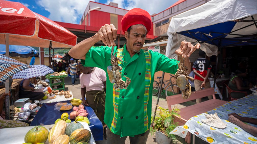 The Best Local Markets for Shopping in the Caribbean
