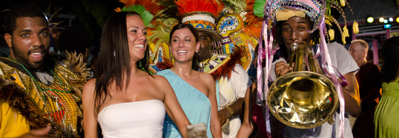Where to Celebrate Carnival in the Caribbean
