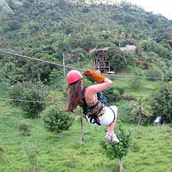 <p>The Dominican Republic offers several zipline tours for adventurous clients. // © 2016 Dominican Republic Ministry of Tourism</p><p>Feature image...