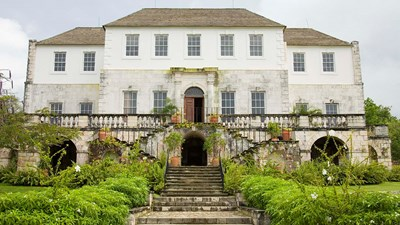 Jamaica's Great Houses Offer a Look Into Local History