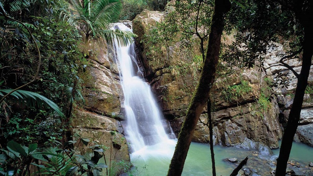 6 of the Top Stunning Waterfalls in the Caribbean