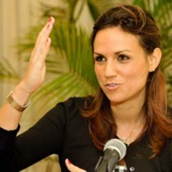 <p>Stephanie Villedrouin, Haiti's Minister of Tourism // © 2014 Ministere du Tourisme d'Haiti</p><p>Feature image (above): Modernizing the...