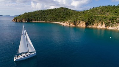 Travelers Can Soon Stay Overnight on the BVI's Norman Island