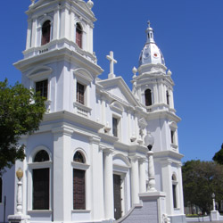 <p>The 17th century Catedral de Nuestra Senora de Guadalupe is one of Ponce's must-see sights. // © 2014 Puerto Rico Tourism Company</p><p>Feature...