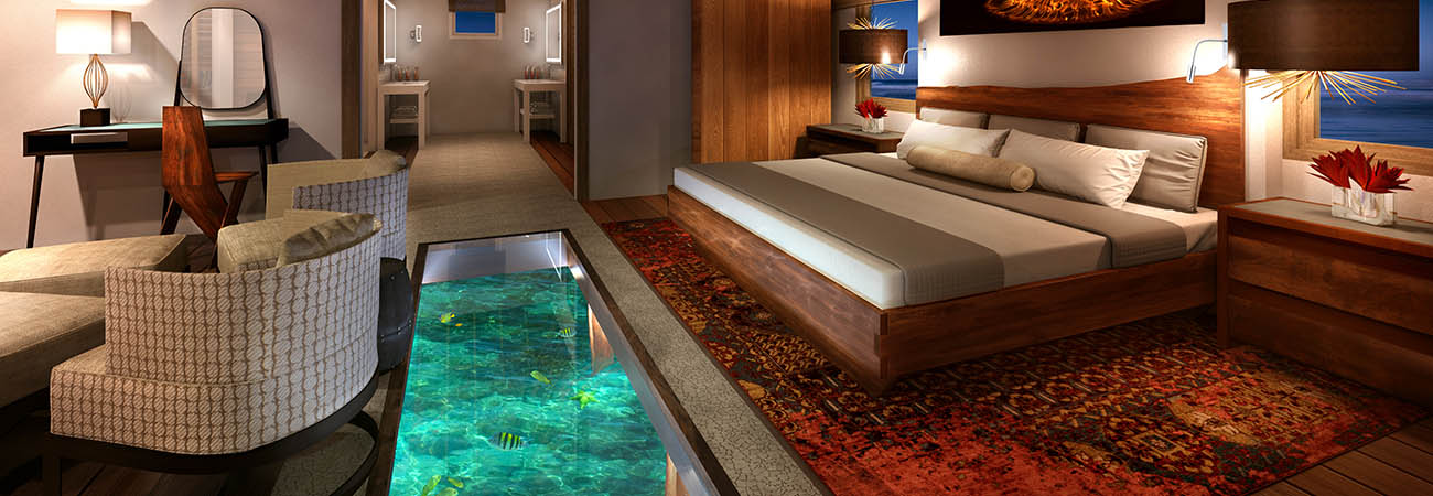 Sandals to Debut Over-the-Water Suites in Jamaica