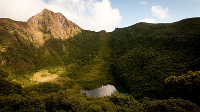 5 Gorgeous Volcanic Mountains to Climb in the Caribbean