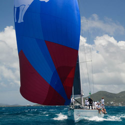 <p>The steady winds around St. Thomas make it a great sailing destination. // © 2015 Dean Barnes/St. Thomas International Regatta</p><p>Feature image...
