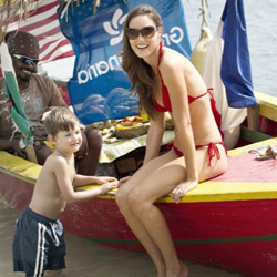 <p>Windjammer Landing Villa Beach Resort's villa-style accommodations make it an ideal property for families and multigenerational groups. // © 2015...